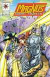 Magnus Robot Fighter #40 comic books - cover scans photos Magnus Robot Fighter #40 comic books - covers, picture gallery
