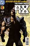 Man Called A-X comic books