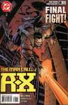 Man Called A-X #8 comic books - cover scans photos Man Called A-X #8 comic books - covers, picture gallery