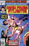 Man from Atlantis #4 comic books - cover scans photos Man from Atlantis #4 comic books - covers, picture gallery