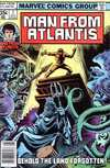 Man from Atlantis #7 comic books - cover scans photos Man from Atlantis #7 comic books - covers, picture gallery