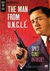 Man from U.N.C.L.E. #1 comic books - cover scans photos Man from U.N.C.L.E. #1 comic books - covers, picture gallery