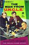 Man from U.N.C.L.E. #21 comic books - cover scans photos Man from U.N.C.L.E. #21 comic books - covers, picture gallery