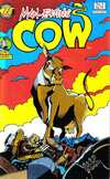Man-Eating Cow comic books