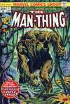 Man-Thing Comic Books. Man-Thing Comics.
