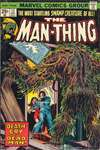 Man-Thing #12 comic books - cover scans photos Man-Thing #12 comic books - covers, picture gallery