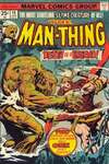 Man-Thing #16 comic books - cover scans photos Man-Thing #16 comic books - covers, picture gallery