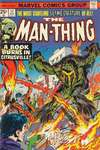 Man-Thing #17 comic books - cover scans photos Man-Thing #17 comic books - covers, picture gallery