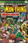 Man-Thing #18 comic books - cover scans photos Man-Thing #18 comic books - covers, picture gallery