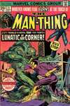 Man-Thing #21 comic books - cover scans photos Man-Thing #21 comic books - covers, picture gallery