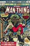 Man-Thing #22 comic books - cover scans photos Man-Thing #22 comic books - covers, picture gallery