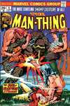 Man-Thing #6 comic books for sale