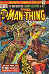 Man-Thing #8 comic books - cover scans photos Man-Thing #8 comic books - covers, picture gallery