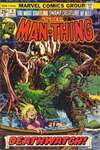 Man-Thing #9 comic books - cover scans photos Man-Thing #9 comic books - covers, picture gallery