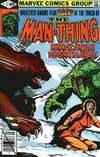 Man-Thing #2 comic books for sale