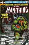 Man-Thing #9 comic books for sale