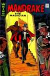 Mandrake the Magician #9 comic books - cover scans photos Mandrake the Magician #9 comic books - covers, picture gallery
