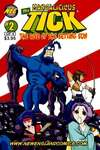 Mangalicious Tick: The Rise of the Setting Sun #2 Comic Books - Covers, Scans, Photos  in Mangalicious Tick: The Rise of the Setting Sun Comic Books - Covers, Scans, Gallery