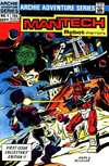 Mantech Robot Warriors #1 Comic Books - Covers, Scans, Photos  in Mantech Robot Warriors Comic Books - Covers, Scans, Gallery