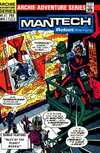 Mantech Robot Warriors #2 Comic Books - Covers, Scans, Photos  in Mantech Robot Warriors Comic Books - Covers, Scans, Gallery
