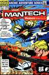 Mantech Robot Warriors #3 Comic Books - Covers, Scans, Photos  in Mantech Robot Warriors Comic Books - Covers, Scans, Gallery