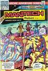 Mantech Robot Warriors #4 Comic Books - Covers, Scans, Photos  in Mantech Robot Warriors Comic Books - Covers, Scans, Gallery