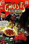 Many Ghosts of Dr. Graves #14 comic books - cover scans photos Many Ghosts of Dr. Graves #14 comic books - covers, picture gallery