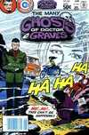 Many Ghosts of Dr. Graves #66 comic books - cover scans photos Many Ghosts of Dr. Graves #66 comic books - covers, picture gallery