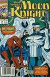 Marc Spector: Moon Knight #19 comic books - cover scans photos Marc Spector: Moon Knight #19 comic books - covers, picture gallery
