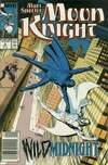 Marc Spector: Moon Knight #4 comic books for sale