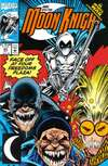 Marc Spector: Moon Knight #43 comic books - cover scans photos Marc Spector: Moon Knight #43 comic books - covers, picture gallery