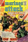 Marines Attack #9 comic books for sale