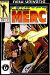 Mark Hazzard: MERC #11 comic books for sale