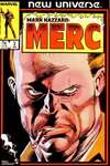Mark Hazzard: MERC #3 comic books for sale