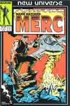 Mark Hazzard: MERC #7 comic books for sale