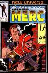 Mark Hazzard: MERC #8 comic books for sale