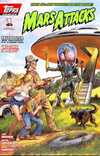 Mars Attacks comic books
