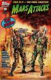 Mars Attacks #5 comic books for sale