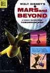 Mars & Beyond comic books