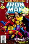 Marvel Action Hour featuring Iron Man #7 comic books - cover scans photos Marvel Action Hour featuring Iron Man #7 comic books - covers, picture gallery