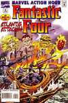 Marvel Action Hour featuring the Fantastic Four #4 comic books - cover scans photos Marvel Action Hour featuring the Fantastic Four #4 comic books - covers, picture gallery