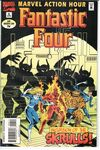 Marvel Action Hour featuring the Fantastic Four #6 comic books - cover scans photos Marvel Action Hour featuring the Fantastic Four #6 comic books - covers, picture gallery
