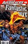 Marvel Adventures Fantastic Four comic books