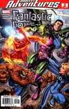 Marvel Adventures Fantastic Four #2 comic books - cover scans photos Marvel Adventures Fantastic Four #2 comic books - covers, picture gallery