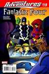 Marvel Adventures Fantastic Four #27 comic books - cover scans photos Marvel Adventures Fantastic Four #27 comic books - covers, picture gallery
