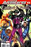 Marvel Adventures Fantastic Four #3 Comic Books - Covers, Scans, Photos  in Marvel Adventures Fantastic Four Comic Books - Covers, Scans, Gallery