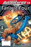 Marvel Adventures Fantastic Four #37 comic books - cover scans photos Marvel Adventures Fantastic Four #37 comic books - covers, picture gallery
