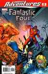 Marvel Adventures Fantastic Four #9 Comic Books - Covers, Scans, Photos  in Marvel Adventures Fantastic Four Comic Books - Covers, Scans, Gallery