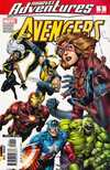 Marvel Adventures The Avengers comic books
