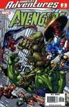 Marvel Adventures The Avengers #2 Comic Books - Covers, Scans, Photos  in Marvel Adventures The Avengers Comic Books - Covers, Scans, Gallery